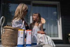 Ultrasun - turvalliset aurinkosuojatuotteet koko perheelle